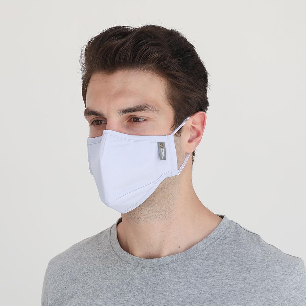 Copper Mask 4 Layer N99 Cotton Anti Dust Antibacterial Copper Plus Face Mask