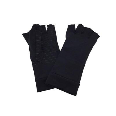 Fingerless Compression Arthritis Gloves Best Copper Plus Manufacturer