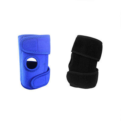 Copper Plus Adjustable Elbow Brace with Spring Support