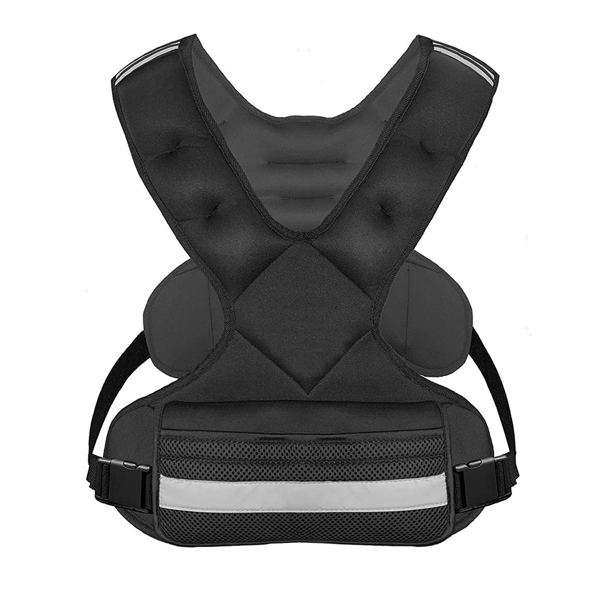 Custom Compression Gear Adjustable Sports Running Weight Vest