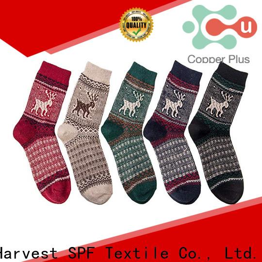Copper Plus New magic copper socks manufacturers for woman