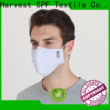 Custom cotton face mask adjustable reusable for business for woman