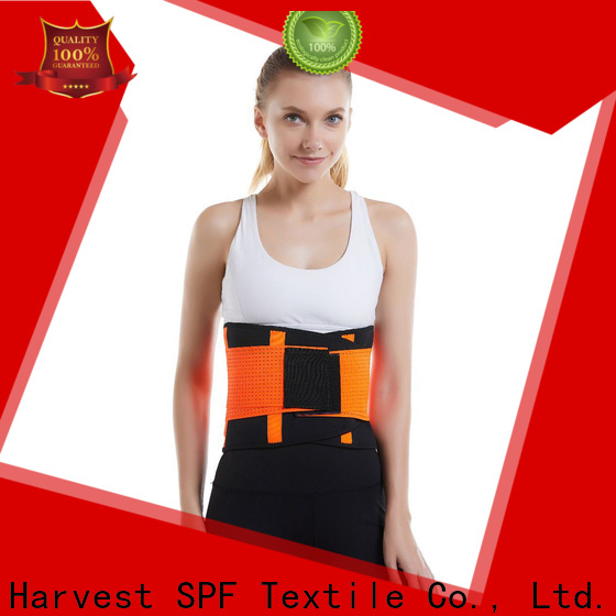 Custom copper sports wrap waist suppliers for cycling
