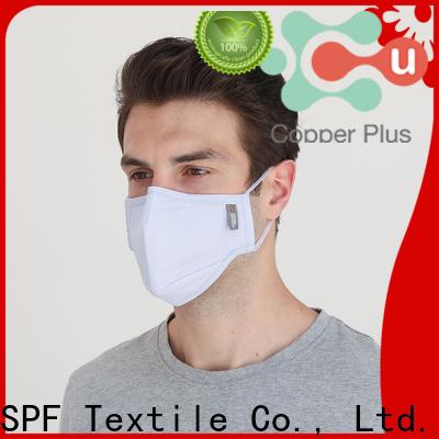 Copper Plus masks breathe mask company for man
