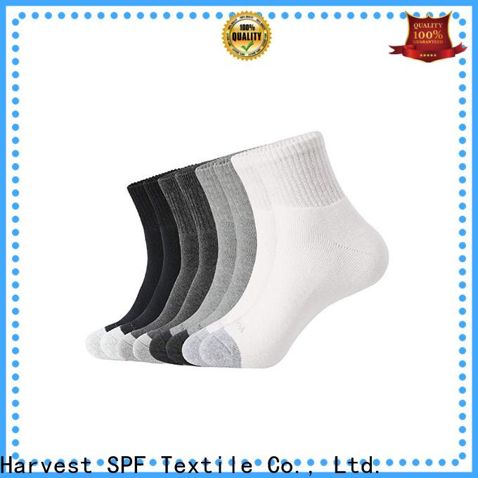 Wholesale white copper socks running for business for woman