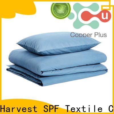 Copper Plus linen nostalgia bedding for business for men
