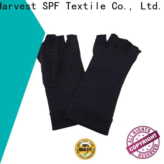Copper Plus straps arthritis gloves for hands factory for basketball