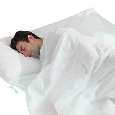 Copper Sleeping Bag Copper Plus  Antibacterial Non Woven Bedding Supplier