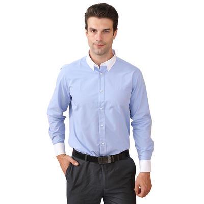 Wholesale Copper Shirt Copper Plus Solid Splicing Antibacterial Shirt Manufacturer